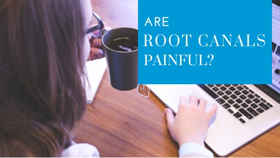 are root canals painful