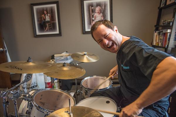 Dr Velez drums