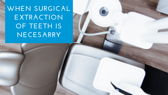 Blog – Surgical extraction